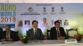 Quảng bá, giới thiệu nông sản Việt Nam tại Ấn Độ