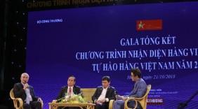 Nhiều sản phẩm hàng Việt đã trở thành niềm tự hào của người Việt Nam