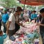 Bắc Kạn: Sôi động phiên chợ hàng Việt
