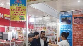 Đà Nẵng: Nhiều gian hàng ưu đãi cho công nhân sắm Tết