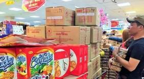 Hàng Việt chiếm ưu thế thị trường Tết Kỷ Hợi