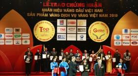 Vinafco: Top 50 nhãn hiệu hàng đầu Việt Nam