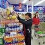 Tăng 10 – 12% lượng hàng hóa phục vụ dịp Tết Nguyên đán Kỷ Hợi