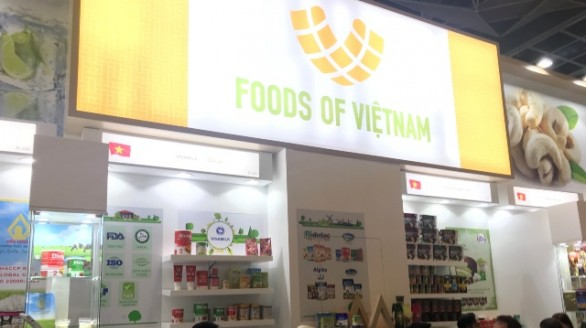 Thực phẩm Việt tìm đường vào thị trường Trung Đông