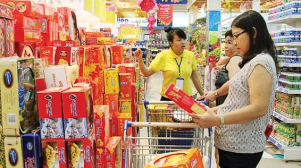 Hàng Việt Nam ngày càng chiếm ưu thế
