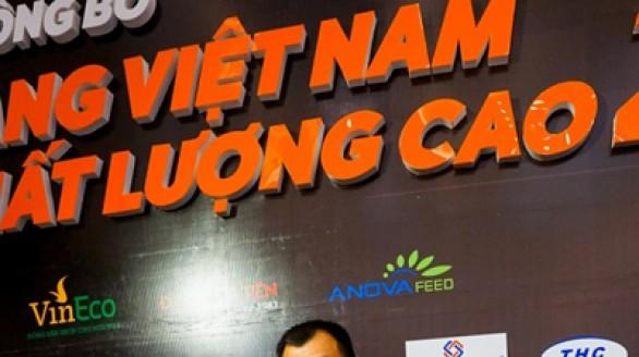 Doanh nghiệp Phát Thành đạt danh hiệu 'Hàng Việt Nam chất lượng cao 2019'