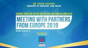Tăng cường kết nối, thúc đẩy hợp tác với các đối tác khu vực châu Âu