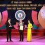 """URC Việt Nam được vinh danh """"Hàng Việt Nam tin dùng 2019"""""""