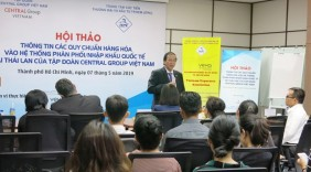 Cơ hội tăng xuất khẩu hàng Việt vào Thái Lan qua Tập đoàn Central