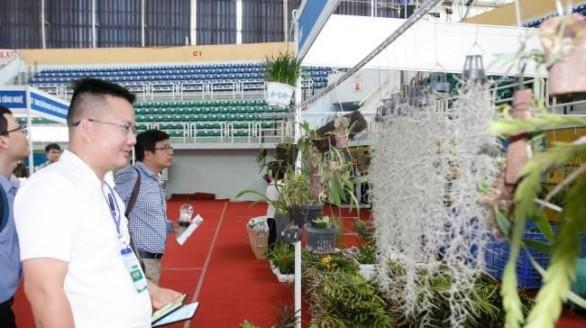 Khai mạc chuỗi hội chợ quốc tế chuyên ngành nông nghiệp
