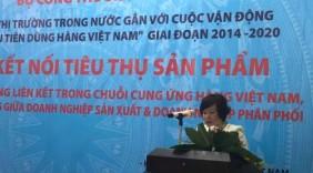 Tự hào hàng Việt Nam: Cơ hội kết nối doanh nghiệp sản xuất và nhà phân phối