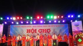 Hội chợ Quế Sơn lần thứ II-nhiều đặc sản Quảng Nam góp mặt