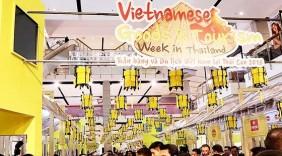 Hàng Việt xuất sang Thái Lan tăng