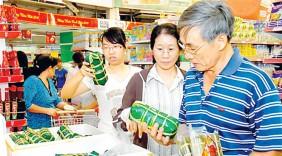 Hàng Việt đang dần chiếm lĩnh thị trường nội địa