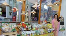 5 mặt hàng Việt được trưng bày tại Tuần lễ hàng Việt Nam tại Thái Lan