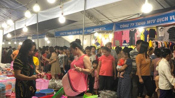 Đưa hàng Việt về nông thôn, vùng sâu, vùng xa huyện Kim Bôi