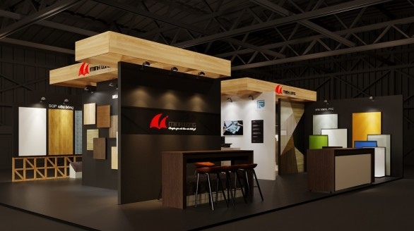 Gỗ Minh Long phát triển dòng sản phẩm vật liệu mới