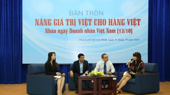 Nâng giá trị Việt cho hàng Việt