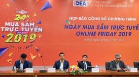 Online Friday: Thúc đẩy mạnh mẽ sự phát triển thương mại điện tử tại Việt Nam