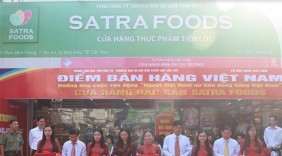 Đẩy mạnh tiêu dùng hàng Việt Nam chất lượng cao