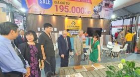 Hơn 2.300 gian hàng tham gia Triển lãm quốc tế Vietbuild Home 2019