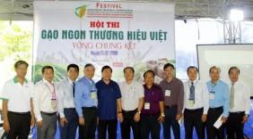 Chung kết Hội thi Gạo ngon thương hiệu Việt