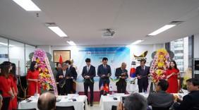 Lễ ra mắt Trung tâm xúc tiến và trưng bày hàng Việt Nam chất lượng cao tại Hàn Quốc - VINAKA