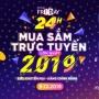 Online Friday: Cơ hội mua sắm hàng Việt trực tuyến lớn nhất năm 2019