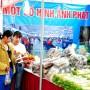 Phiên chợ hàng Việt lên với huyện Tân Sơn