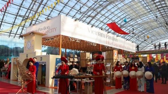 Hội chợ triển lãm Việt Nam tại Đức