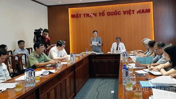 Nâng cao chất lượng cuộc vận động 'Người Việt Nam ưu tiên dùng hàng Việt Nam'