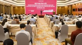 Hàng Việt chiếm trên 80% tại các hệ thống phân phối lớn trong nước