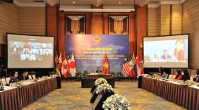 """Hội đồng CPTPP: Thông qua tuyên bố """"Cùng nhau hành động, phục hồi, phát triển kinh tế sau Covid-19"""""""