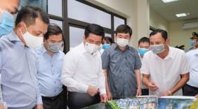Bộ trưởng Nguyễn Hồng Diên: Bộ Công Thương luôn đồng hành cùng Quảng Ninh trong phát triển kinh tế xã hội