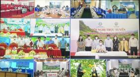 """Đẩy mạnh tiêu thụ Na Chi Lăng và các Sản phẩm OCOP tỉnh Lạng Sơn trên các Sàn thương mại điện tử thông qua chương trình """"Gian hàng Việt trực tuyến"""
