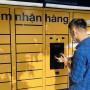 Doanh nghiệp đầu tiên cung cấp ATM bưu phẩm - nhận hàng không tiếp xúc