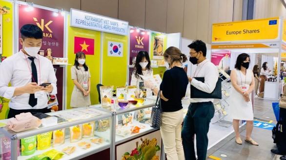 Bộ Công Thương hỗ trợ doanh nghiệp Việt Nam xuất khẩu trái cây tươi và trái cây chế biến sang Hàn Quốc