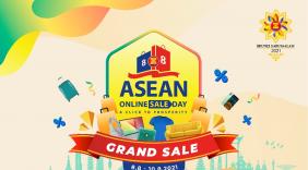 NGÀY MUA SẮM TRỰC TUYẾN ASEAN – ASEAN ONLINE SALE DAY 2021