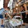 'Chợ nhà giàu' phố cổ Hà Nội hoạt động trở lại