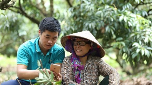 Con đường đưa nông sản Việt lên môi trường số còn rất nhiều thách thức