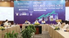Hội nghị kết nối cung cầu thúc đẩy tăng trưởng kinh tế