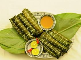 Về Bắc Ninh thưởng thức bánh tẻ làng Chờ