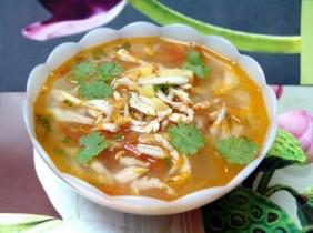 Canh cá Quỳnh Côi - Đặc sản Thái Bình
