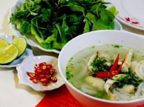 Cháo canh Quảng Bình, món ngon khó cưỡng