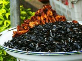 Cà Niễng: Món ngon mang hương vị đồng quê Ninh Bình