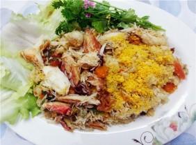 Đặc sản Cơm ghẹ Phú Quốc