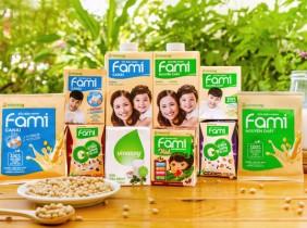 Vinasoy Fami - Thương hiệu sữa đậu nành hàng triệu gia đình chọn mua