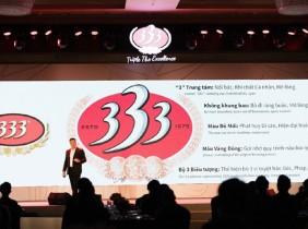 Sabeco tái ra mắt thương hiệu Bia 333