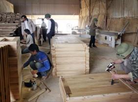 Phú Thọ nỗ lực xây dựng thương hiệu cho sản phẩm làng nghề truyền thống