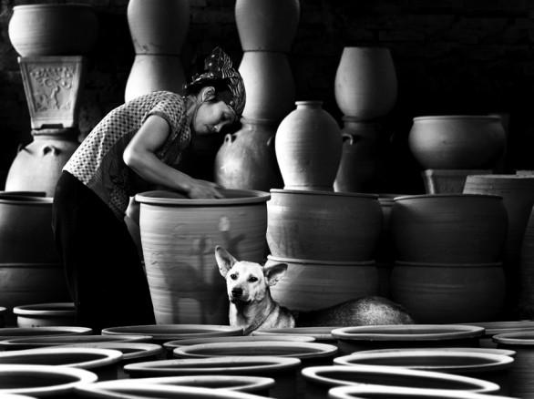 Làng gốm Phú Lãng